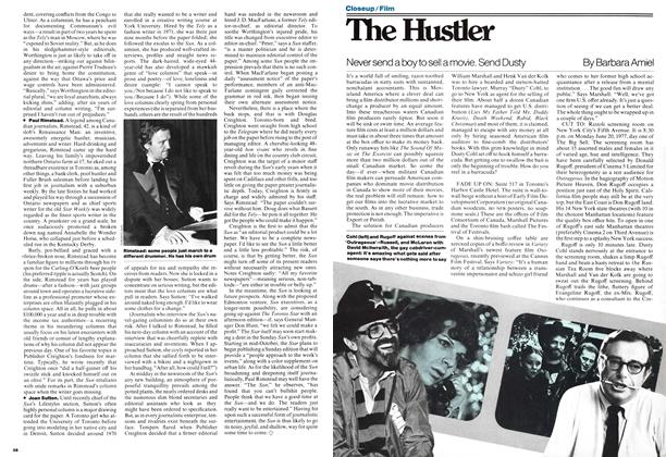 Article Preview: The Hustler, August 1977 | Maclean's