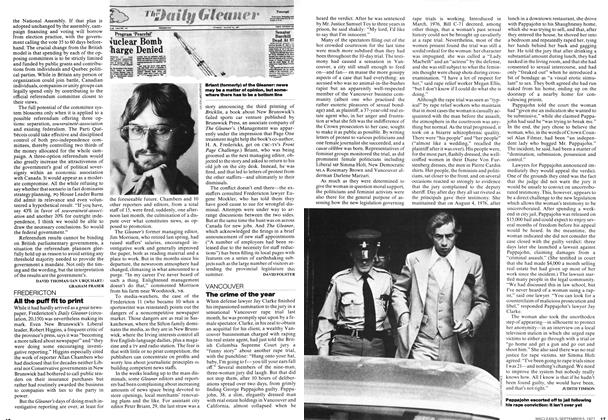 Article Preview: The crime of the year, September 1977 | Maclean's