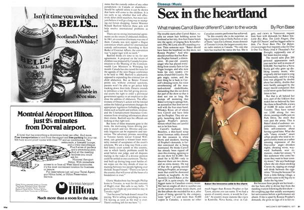 Article Preview: Sex in the heartland, September 1977 | Maclean's