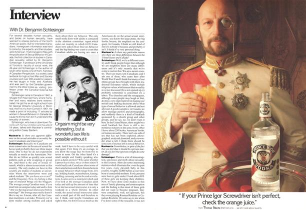 Article Preview: Interview, September 1977 | Maclean's