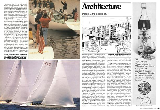 Article Preview: People City's people city, September 1977 | Maclean's