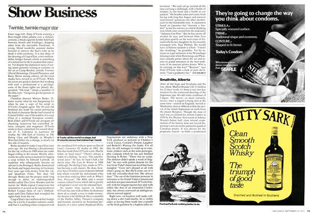 Article Preview: Smallville, Alberta, September 1977 | Maclean's