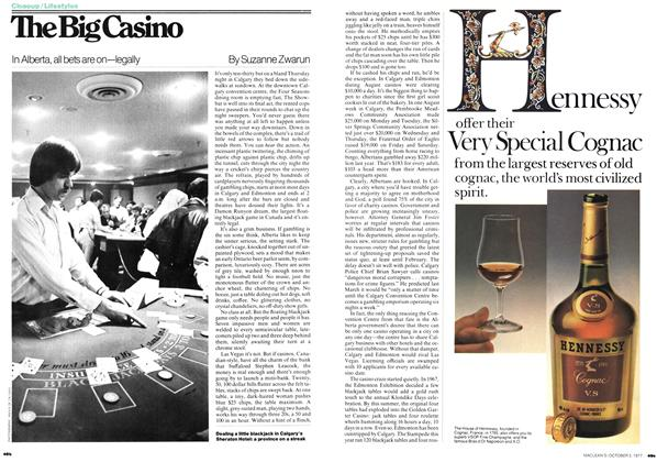 Article Preview: The Big Casino, October 1977 | Maclean's
