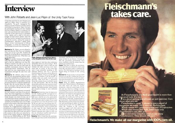 Article Preview: Interview, October 1977 | Maclean's