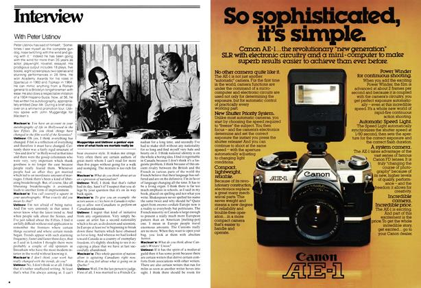 Article Preview: Interview, OCT0BER17 1977 1977 | Maclean's