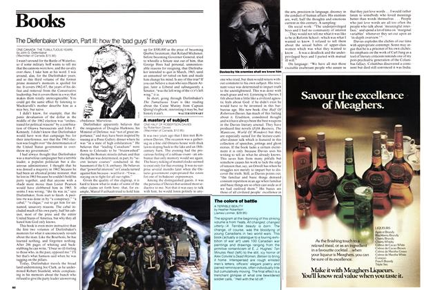Article Preview: A mastery of subject, OCT0BER17 1977 1977 | Maclean's