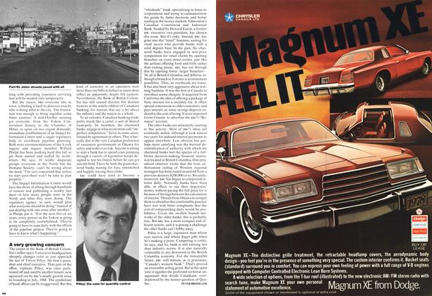 Article Preview: A very growing concern, OCTOBER 31,1977 1977 | Maclean's