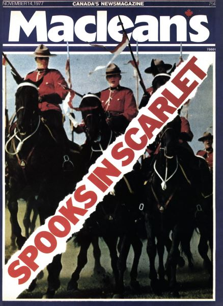 Issue: - November 1977 | Maclean's