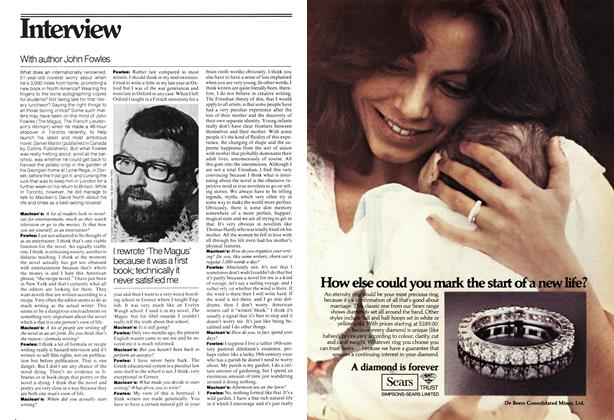 Article Preview: Interview, November 1977 | Maclean's
