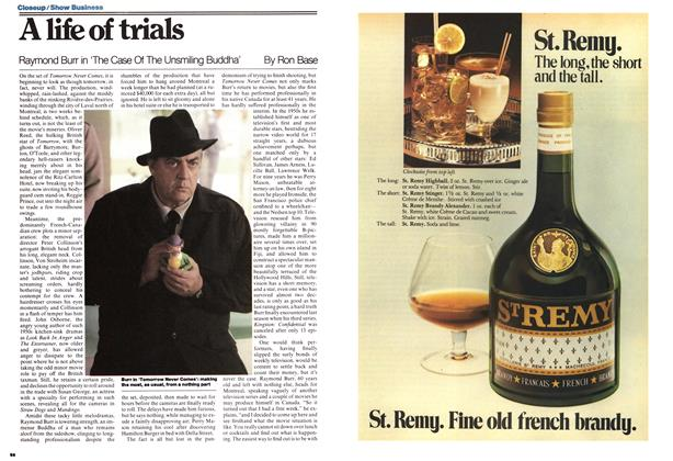 Article Preview: A life of trials, November 1977 | Maclean's