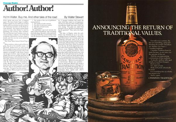 Article Preview: Author! Author!, December 1977 | Maclean's