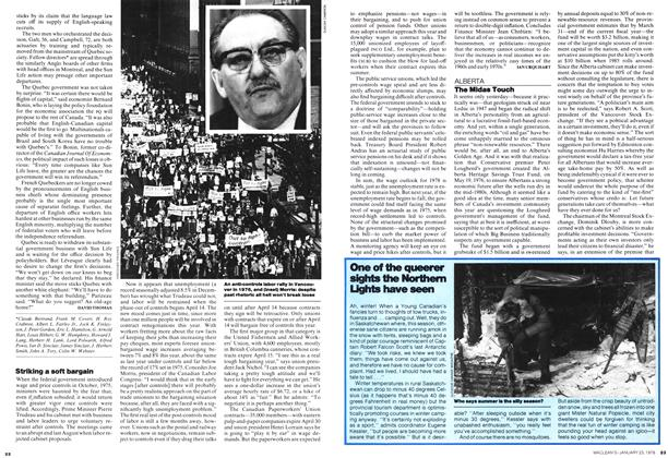 Article Preview: The Midas Touch, JANUARY 23,1978 1978 | Maclean's