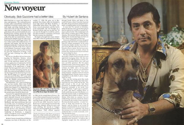 Article Preview: Now voyeur, February 1978 | Maclean's