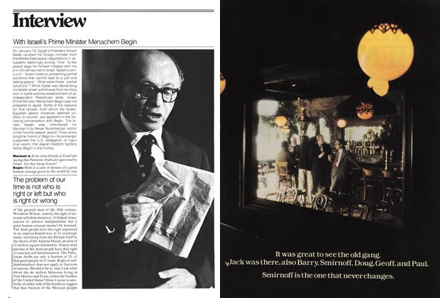Article Preview: Interview, February 1978 | Maclean's