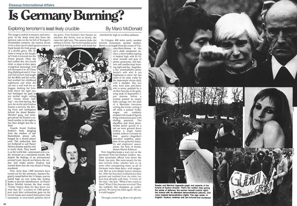 Article Preview: Is Germany Burning?, FEBRUARY 20,1978 1978 | Maclean's
