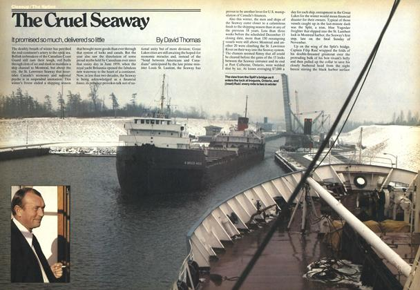 Article Preview: The Gruel Seaway, MARCH 6,1978 1978 | Maclean's
