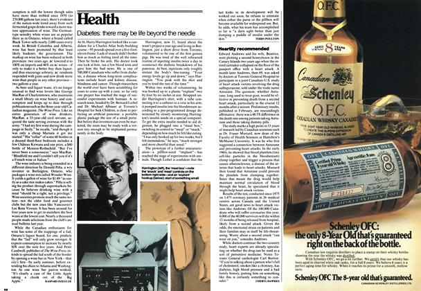 Article Preview: Heartily recommended, MARCH 6,1978 1978 | Maclean's