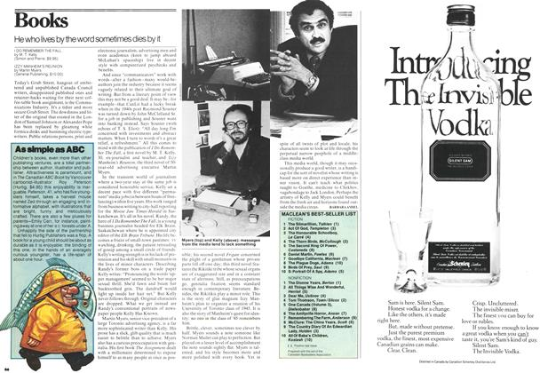 Article Preview: He who lives by the word sometimes dies by it, MARCH 6,1978 1978 | Maclean's