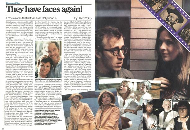 Article Preview: They have faces again!, March 1978 | Maclean's