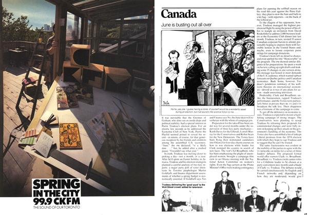 Article Preview: June is busting out all over, April 1978 | Maclean's