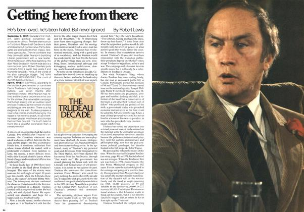 Article Preview: Getting here from there, April 1978 | Maclean's