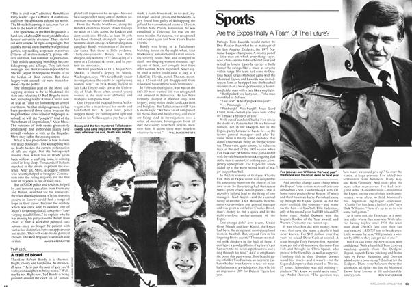Article Preview: Are the Expos finally A Team Of The Future?, April 1978 | Maclean's