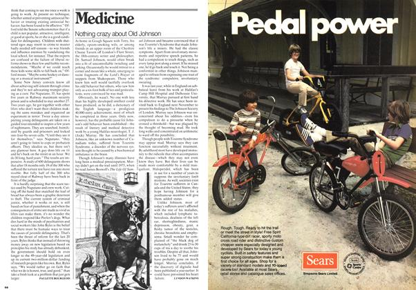 Article Preview: Nothing crazy about Old Johnson, April 1978   Maclean's