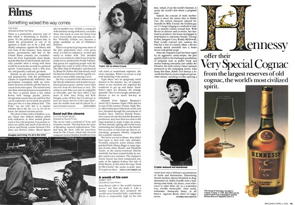 Article Preview: A womb of his own, April 1978   Maclean's
