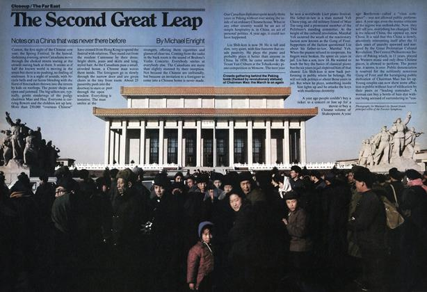 Article Preview: The Second Great Leap, April 1978 | Maclean's