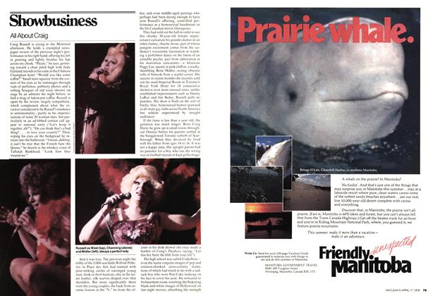 Article Preview: All About Craig, April 1978 | Maclean's