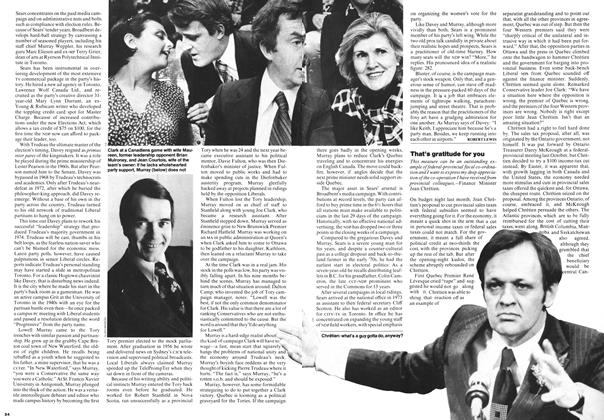 Article Preview: That's gratitude for you, May 1978 | Maclean's
