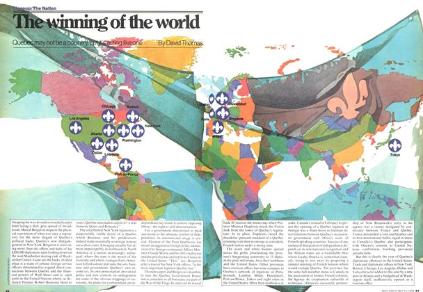 Article Preview: The winning of the world, May 1978 | Maclean's