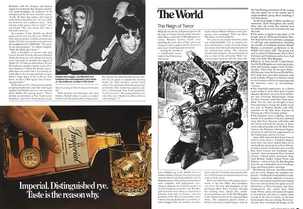 Article Preview: The Reign of Terror, May 1978 | Maclean's