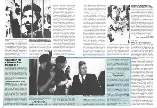Article Preview: What the professor saw!, May 1978 | Maclean's
