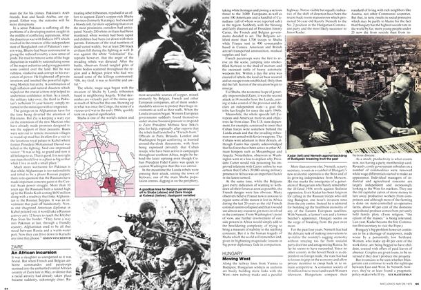 Article Preview: Moving West, May 1978 | Maclean's