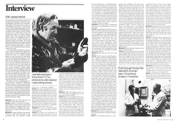 Article Preview: Interview, May 1978 | Maclean's
