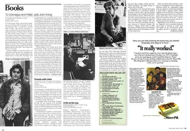 Article Preview: A life at the top, May 1978 | Maclean's