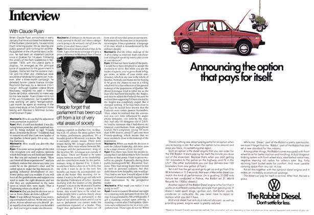 Article Preview: Interview, June 1978 | Maclean's