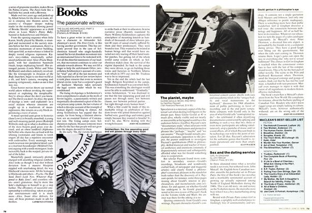 Article Preview: The pianist, maybe, June 1978 | Maclean's