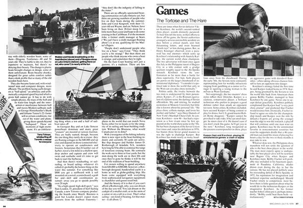 Article Preview: The Tortoise and The Hare, July 1978 | Maclean's