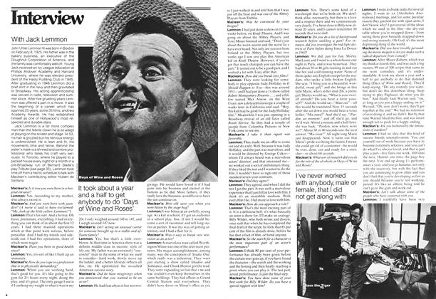 Article Preview: Interview, July 1978 | Maclean's