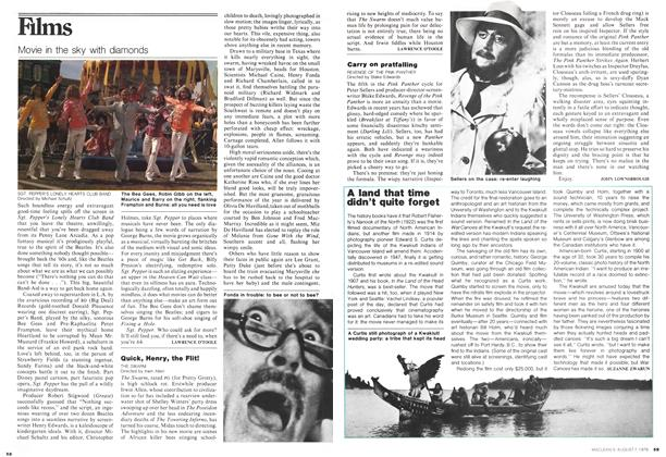 Article Preview: Quick, Henry, the Flit!, August 1978 | Maclean's