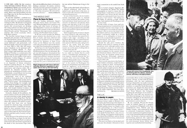 Article Preview: A dandy in aspic, August 1978 | Maclean's