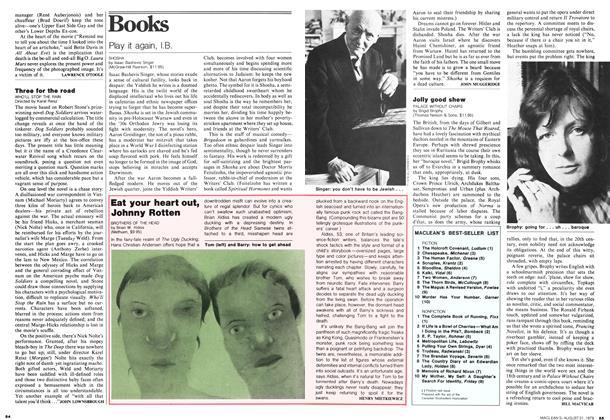 Article Preview: MACLEAN'S BEST-SELLER LIST, August 1978 | Maclean's