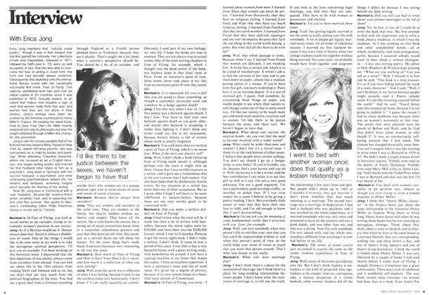 Article Preview: Interview, August 1978 | Maclean's
