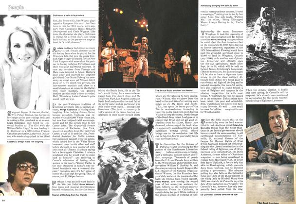 Article Preview: People, September 1978 | Maclean's