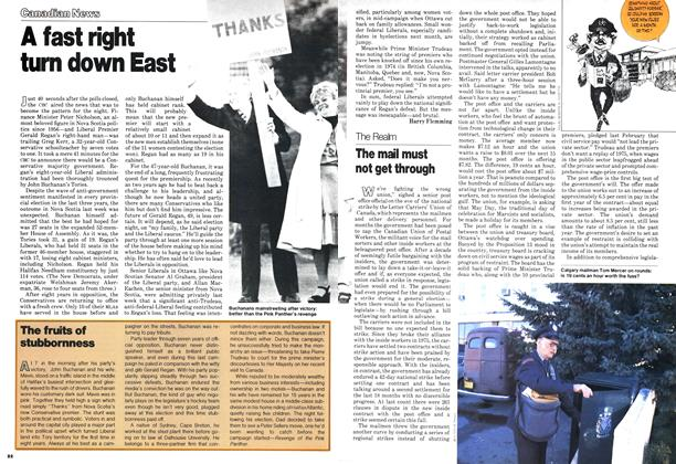 Article Preview: The mail must not get through, October 1978 | Maclean's