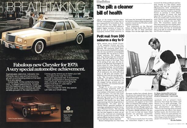 Article Preview: Petit mal: from 330 seizures a day to 0, October 1978 | Maclean's