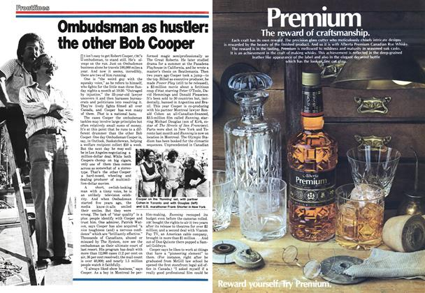 Article Preview: Ombudsman as hustler: the other Bob Cooper, October 1978 | Maclean's