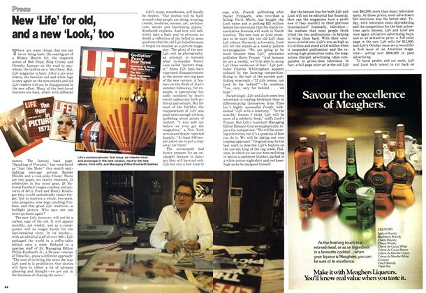 Article Preview: New 'Life' for old, and a new 'Look,' too, October 1978 | Maclean's